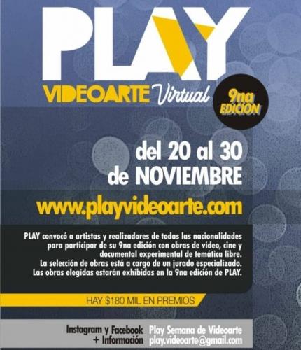 Play Semana de Videoarte