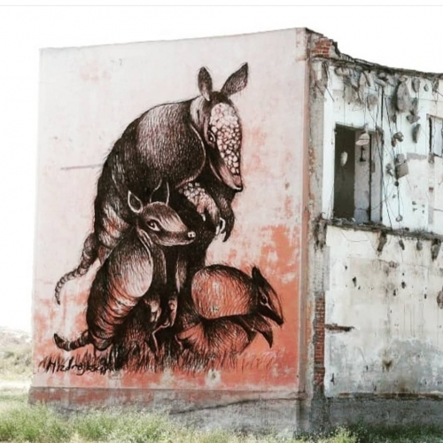 Obras de José Mizdraji en Rumania
