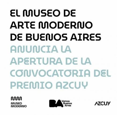 CONVOCATORIA PARA EL PREMIO AZCUY